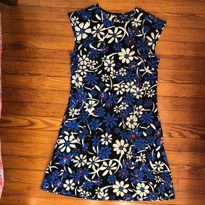 Walter Baker, floral dress, pockets, 4